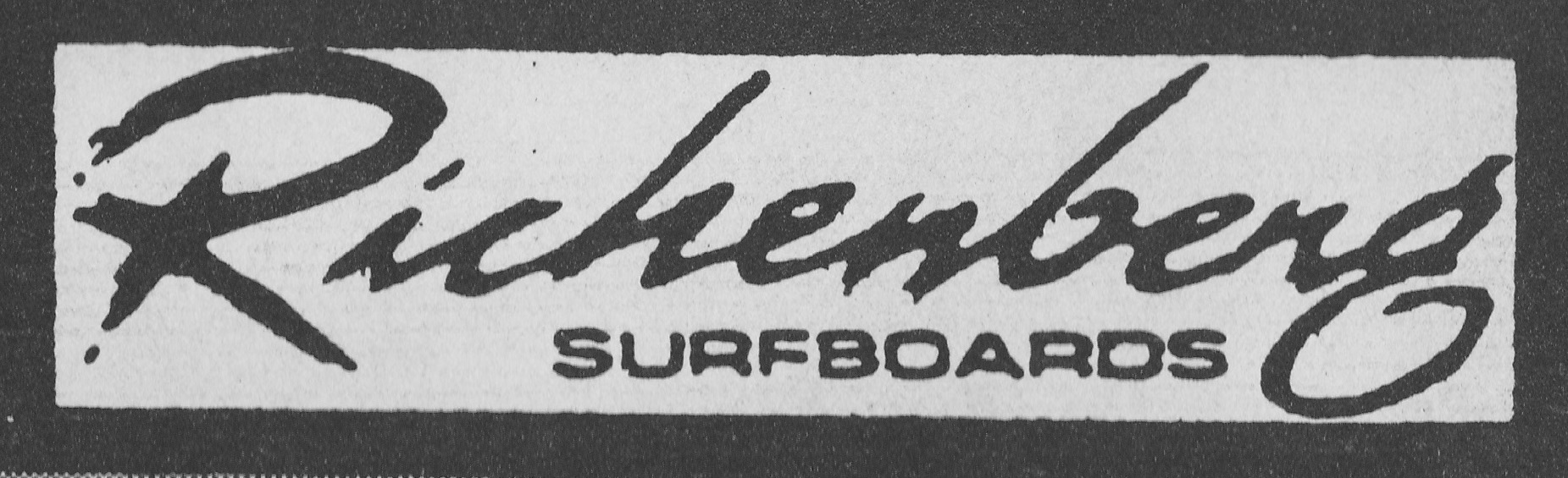 Richenberg Surfboards