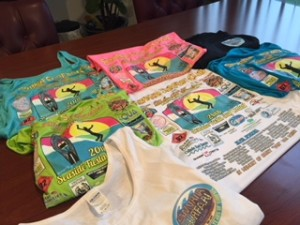 2018 seaside contest t-shirts